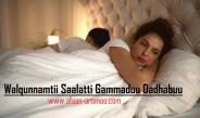Walqunnamtii Saalatti Gammaduu Dadhabuu – Dr Gurmeessaa