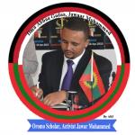 Seenaa Gabaabaa Xiinxalaa Siyaasaa fi Hoogganaa olaanaa OMN obbo Jawar Mohammed, K-1ffaa.