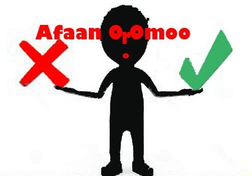 ao - AFAAN OROMOO