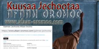 Home - Afaan Oromo Online   Marsariitii Barnoota Afaan